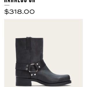 Frye Harness Men's Boots. Sz 10 1/2. Like new